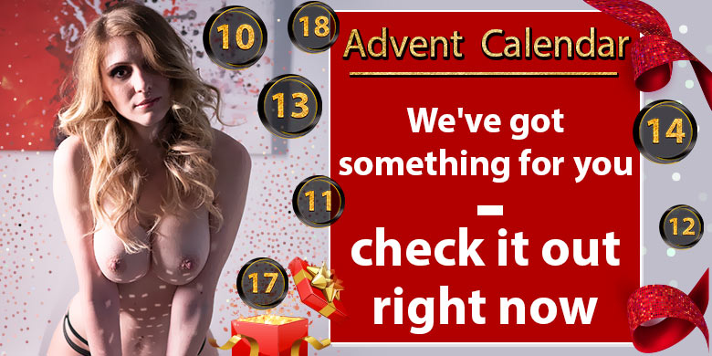 Advent Calendar: We've got something for you - check it out right now